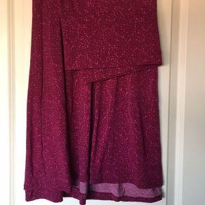 3XL LuLaRoe Maxi Skirt